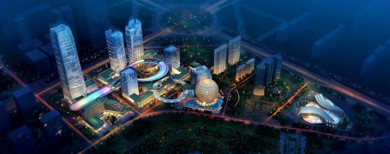 长春龙翔国际商务中心