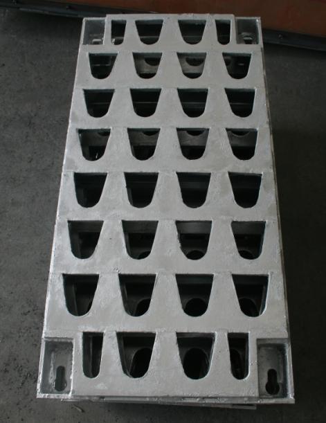 不锈钢梳齿筛板
