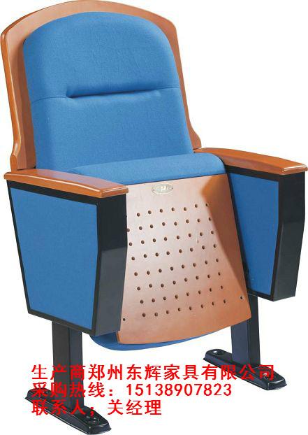 南阳木板连排椅