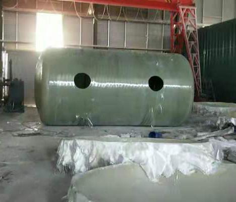 青海玻璃钢化粪池