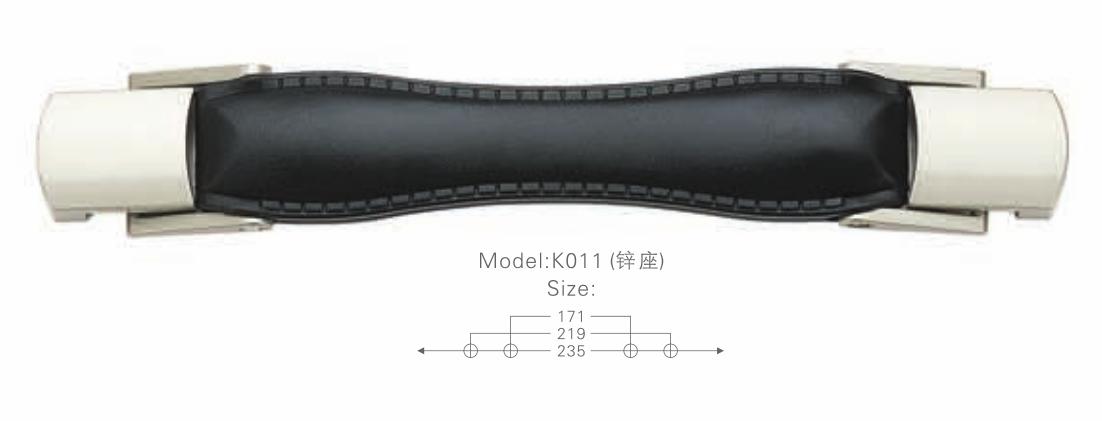 K011锌座