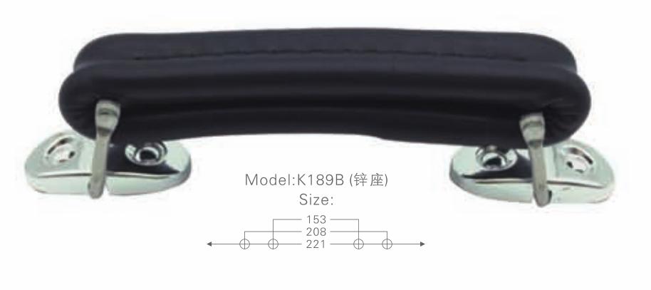 K189 B 锌座