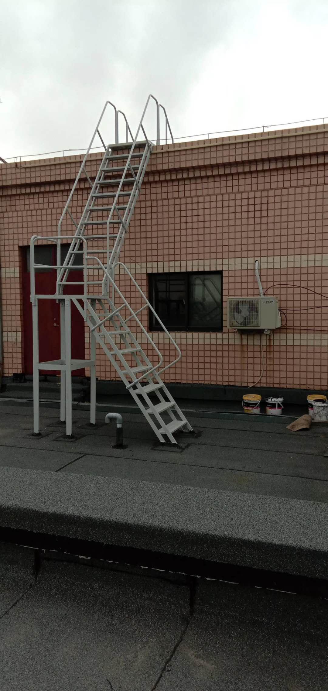 铝合金爬梯