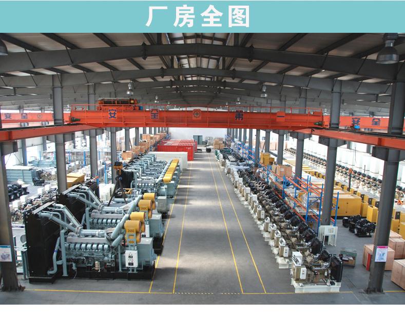 玉柴柴油發電機組