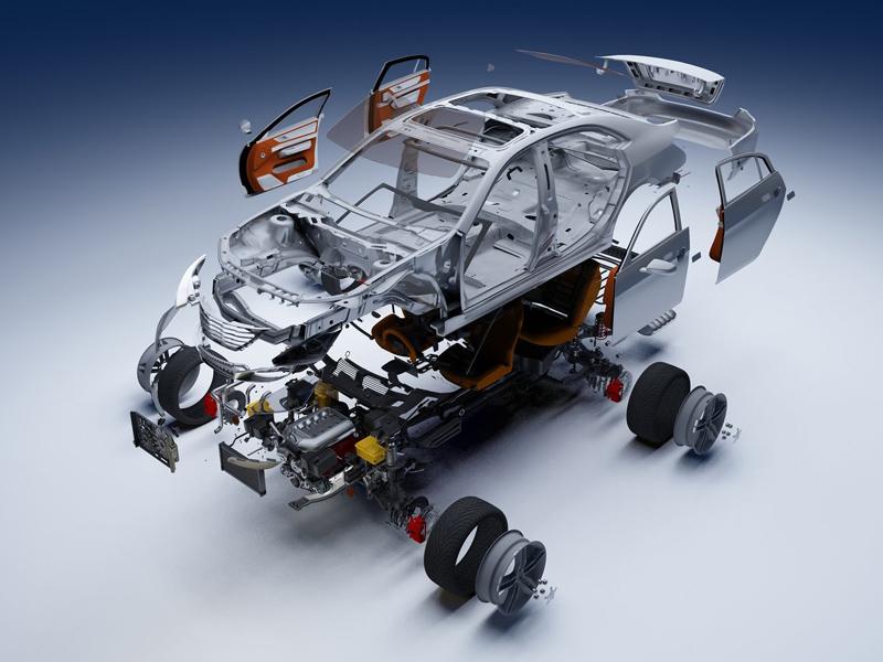 汽车零部件纳米技术