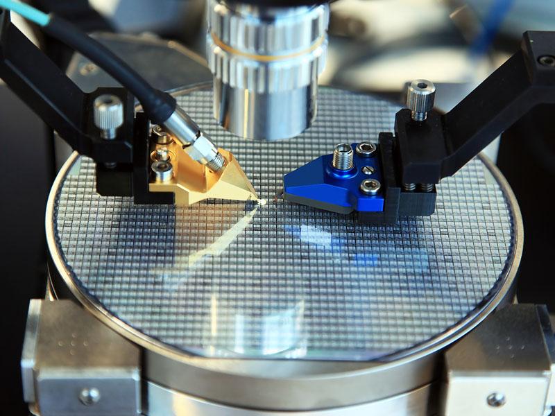 LCD和半导体行业