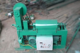 小型钢筋调直机