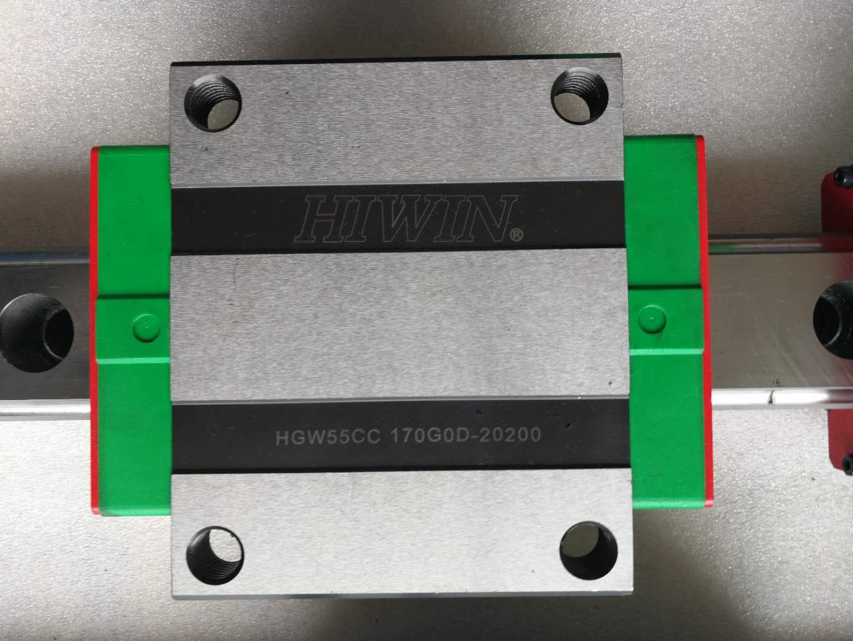 上銀線性滑軌HGH15CA-65