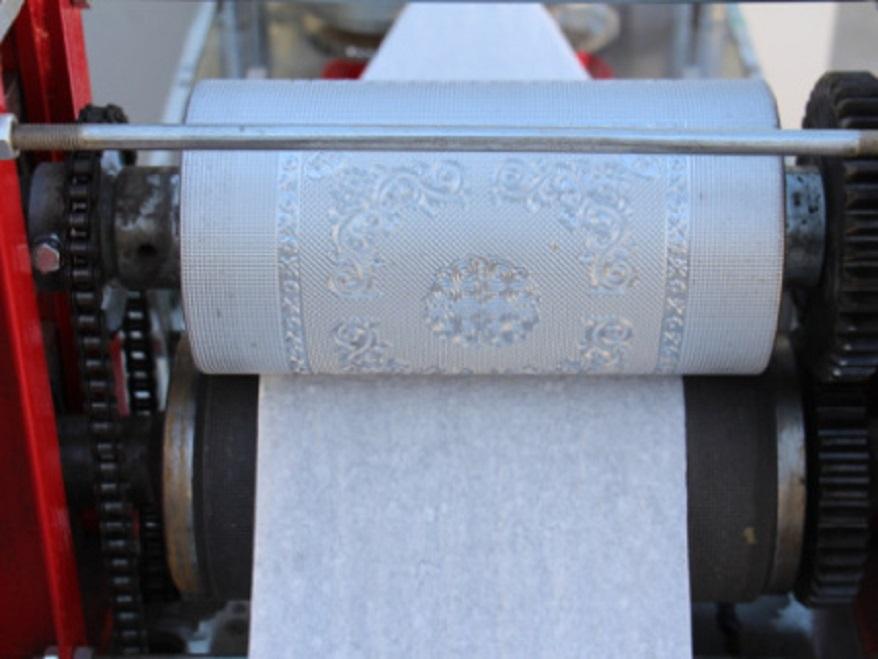 卫生纸设备