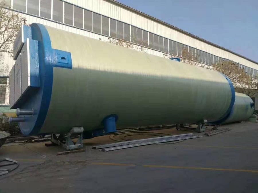 青海一体式泵站