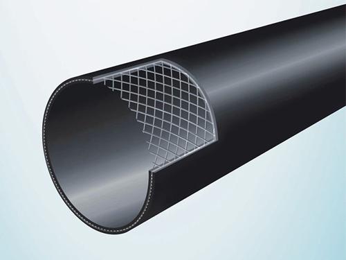 PE钢丝网骨架聚乙烯复合管