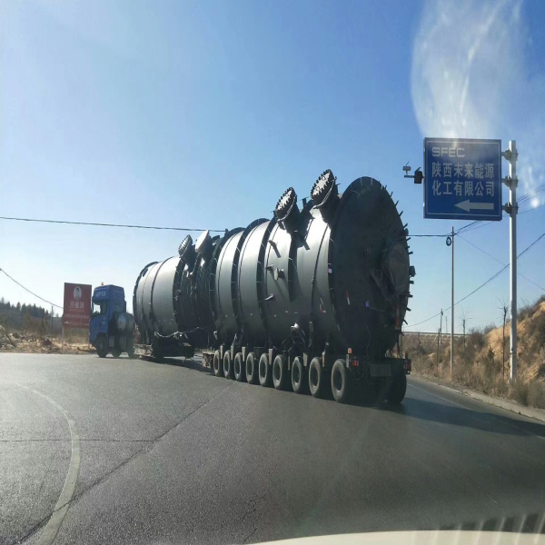 陕西重型设备运输