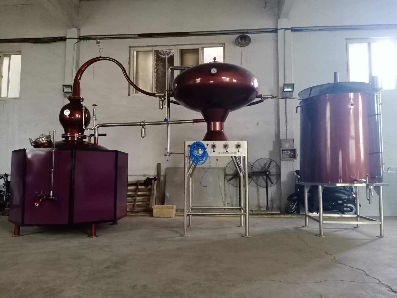桑葚酒加工设备