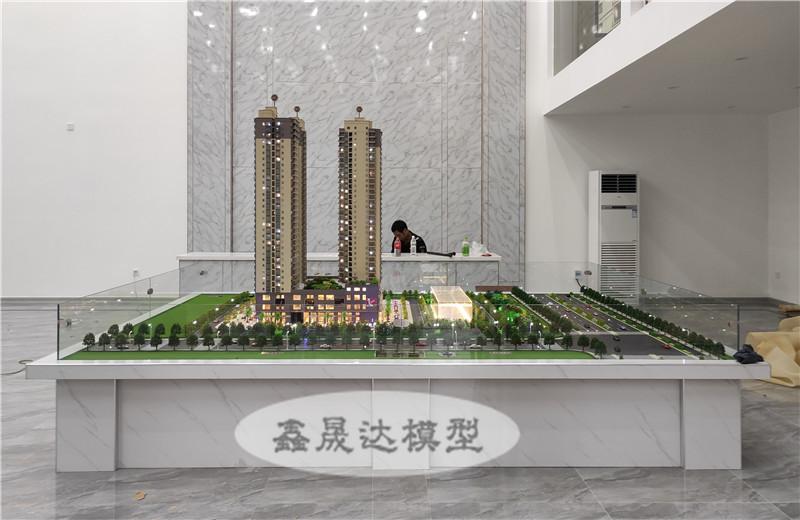 南寧房地產模型制作公司