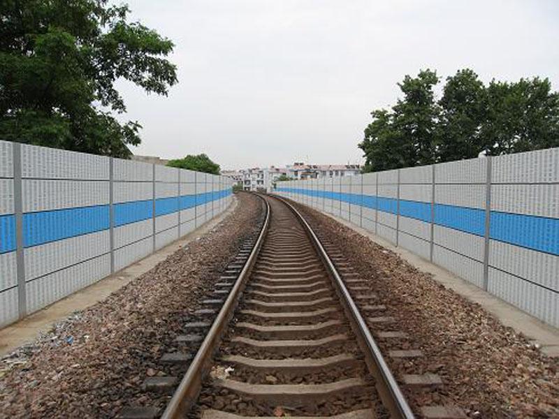 鐵路金屬百葉聲屏障