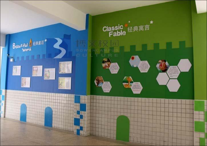 校园厅廊文化