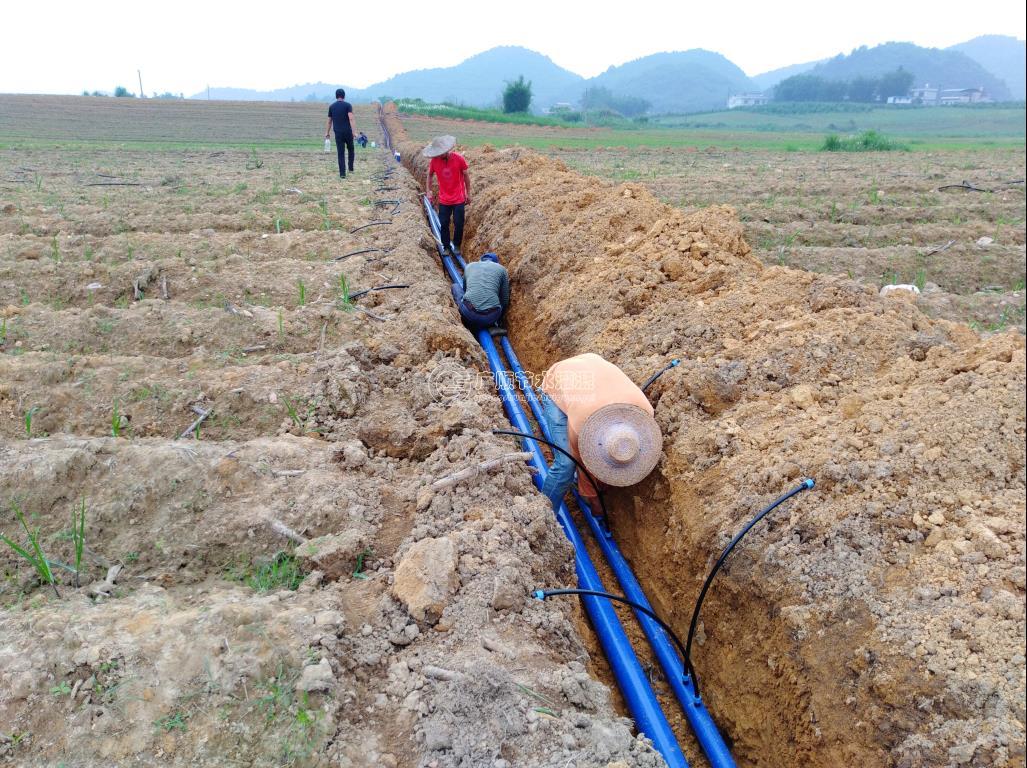 广西节水灌溉