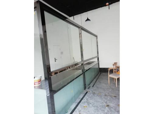 西安玻璃隔断