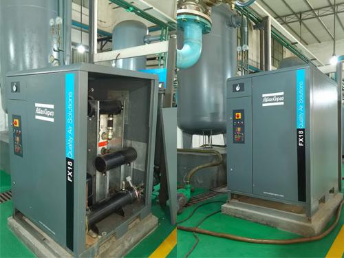 冷干机冷却器化学清洗