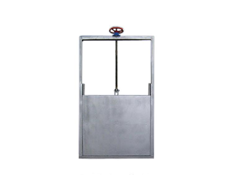 鋼制機閘一體式閘門廠家