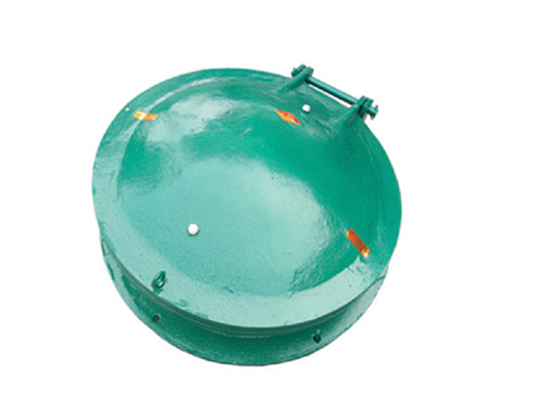 玻璃鋼圓拍門廠家