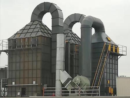 泉州废气处理设备