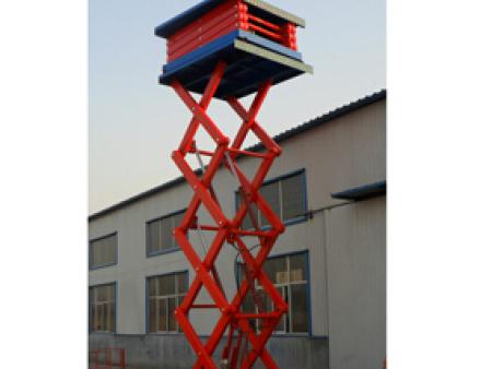 河南导轨式升降货梯供应商