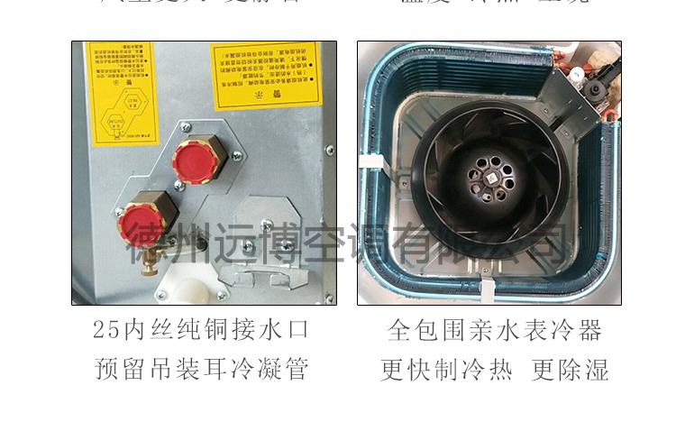 KFR-Q-KM嵌入式四吹风机组