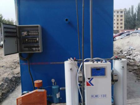 一体化污水设备厂家