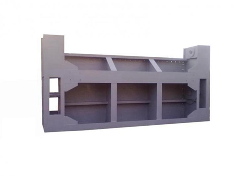 大型鋼制閘門