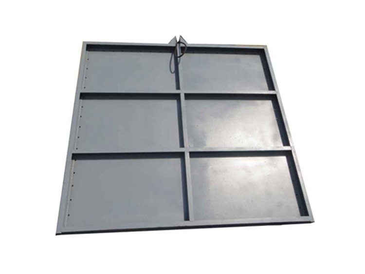 平面鋼制閘門