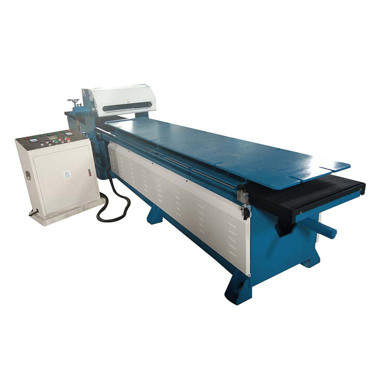 金属板材自动抛光机
