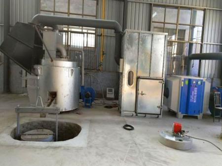 生物颗粒熔铝炉厂家
