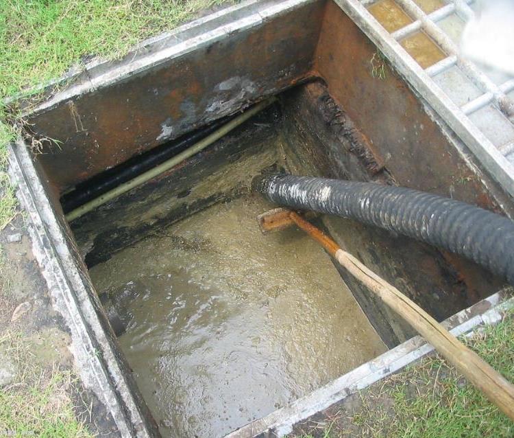 鄭州疏通下水道