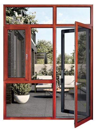 若何挑选代办署理铝木门窗品牌厂家