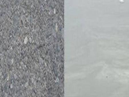 水泥地面露石子修補