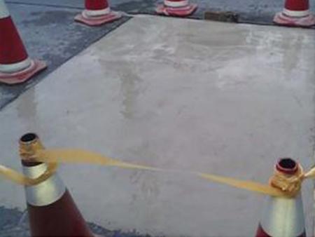 水泥地面翻新