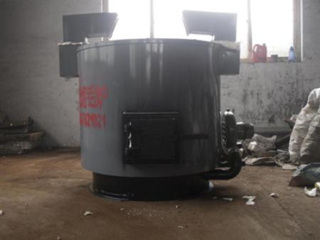 压铸燃煤熔铝炉