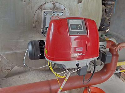蘭州改低氮燃燒機