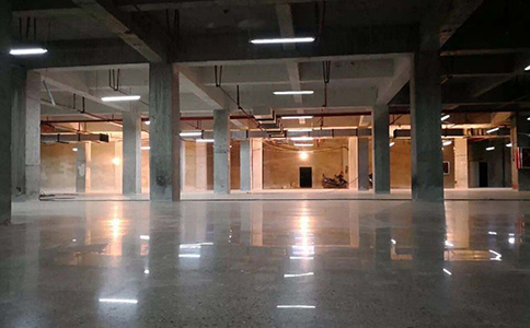 混凝土密封固化劑地坪防水嗎