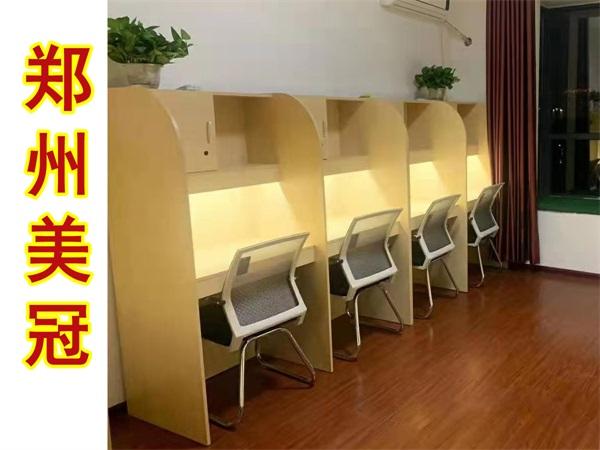 湖北考研自習室學習桌