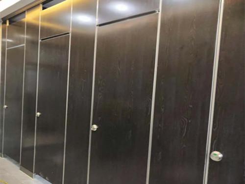 鋁蜂窩衛生間隔斷