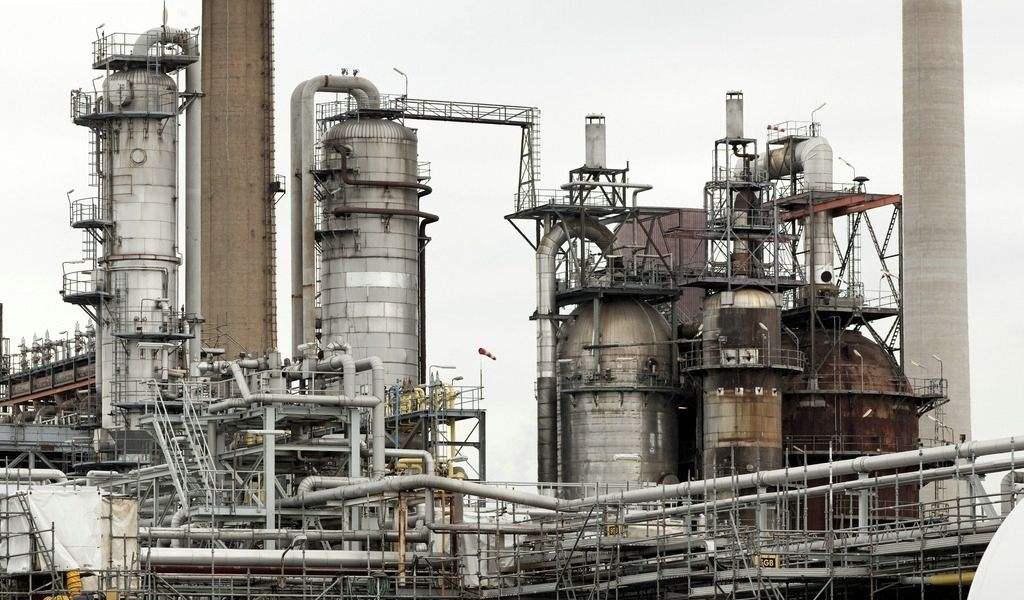 化工厂设备回收