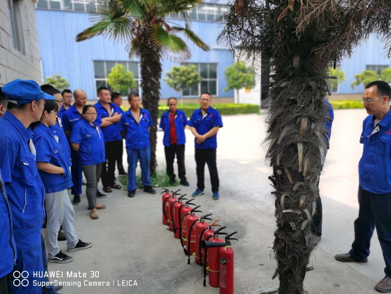 安全教育及消防演練