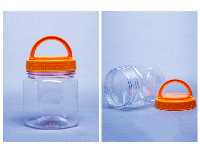 透明小塑料瓶500ML-580ML