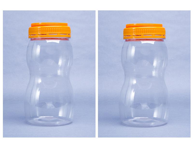 定制塑料瓶580ML-600ML