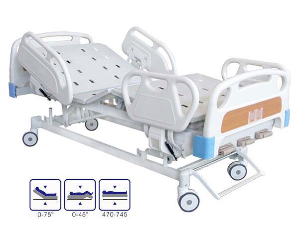 BCA-141 ABS床头三摇病床