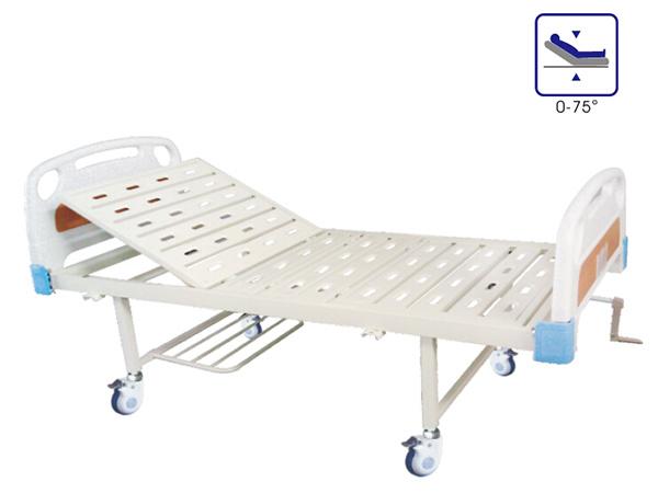 BCA-132 ABS床头单摇病床