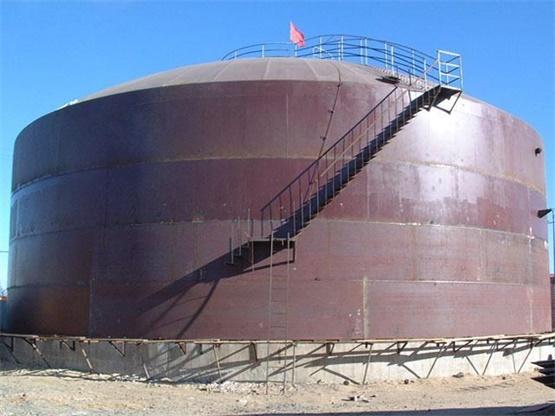 HB-GFRP在贮油罐防腐生产中的安全防火措施