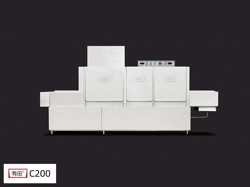 單缸單噴淋單烘干  HIGHT-C200(原C280+H9)